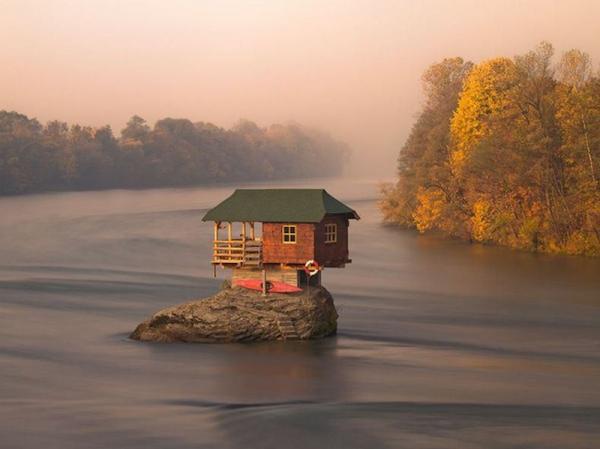 Le case piu strane del mondo