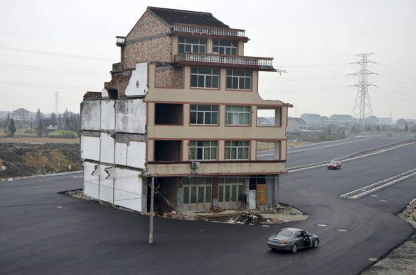 case chiodo Cina